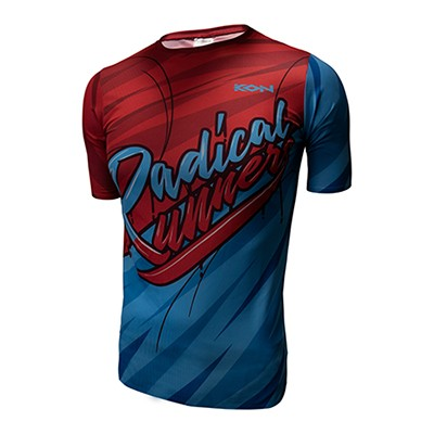 Foto del producto Camiseta manga corta advanced chico RADICAL